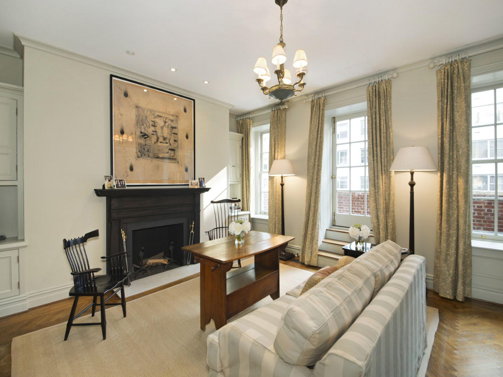 Luxury New York City Townhouse 10 Idesignarch Interior