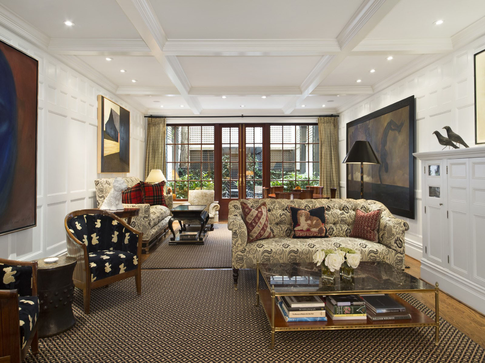 Elegant Manhattan Townhouse With Indoor Swimming Pool