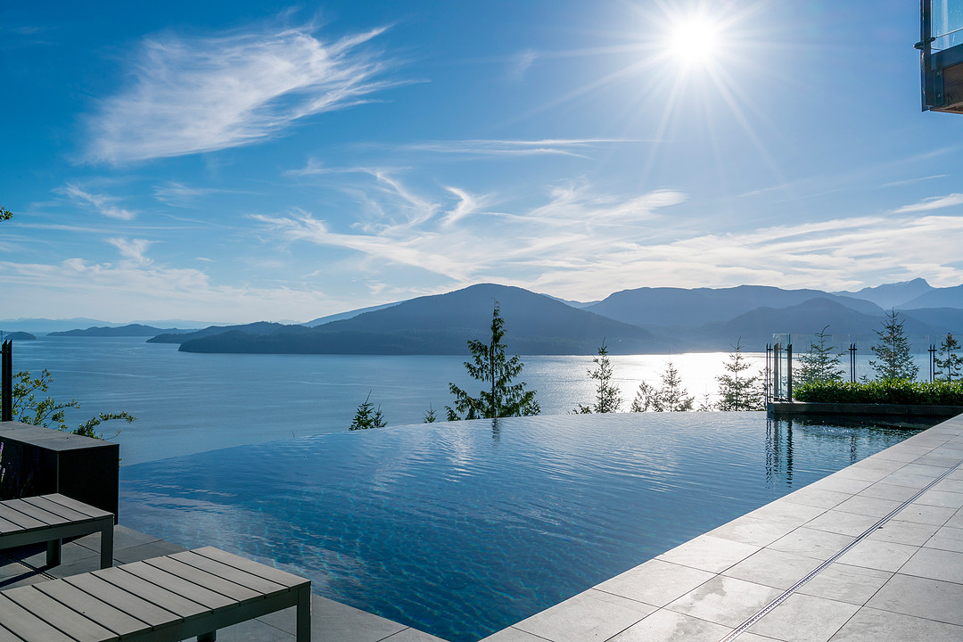 Luxury Ocean View Home 160 Mountain Drive West Vancouver Bc 18 Idesignarch Interior Design