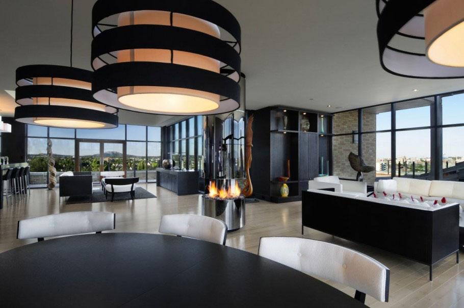 Luxury Penthouse Apartment In Victoria Bc Idesignarch Interior Design Architecture