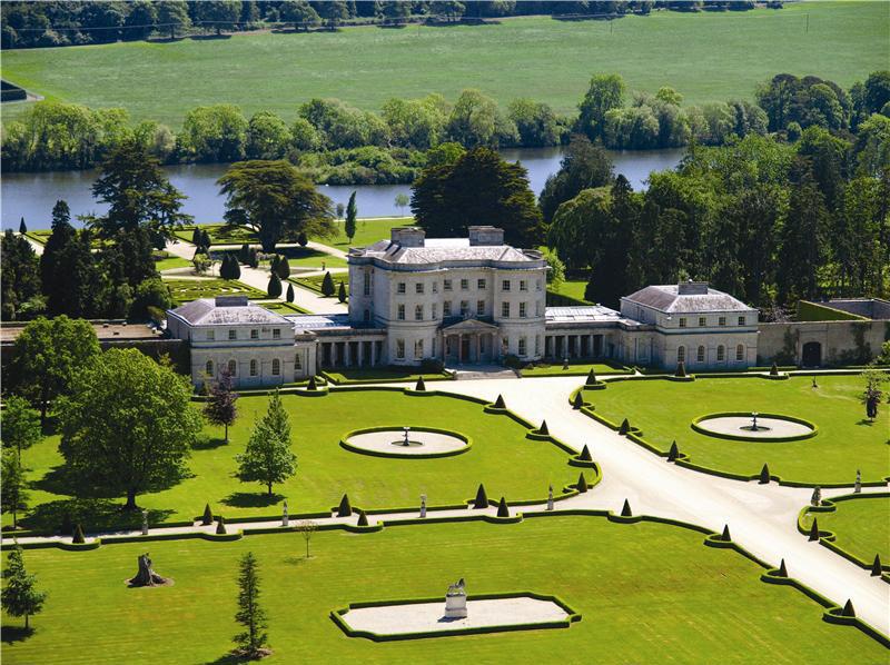 Georgian Style Estate In County Kildare | iDesignArch ...