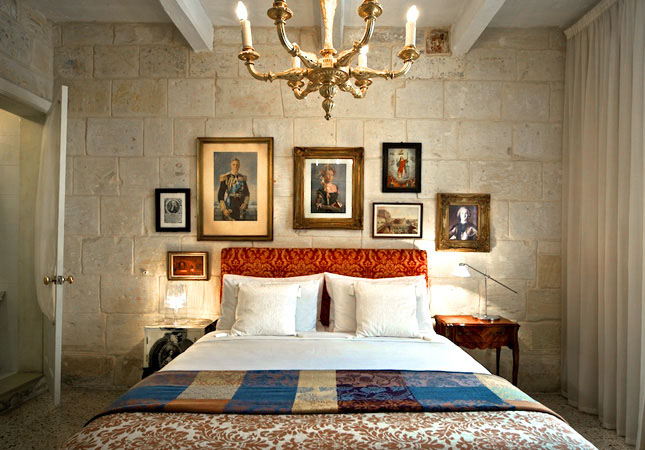 Maison La Vallette Discreet Luxury In Malta