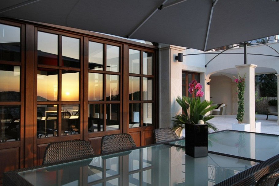 Modern Mediterranean Luxury Villa In Mallorca iDesignArch