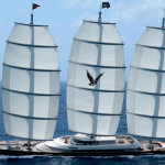 "Luxury Sailing Yacht ""Maltese Falcon"""