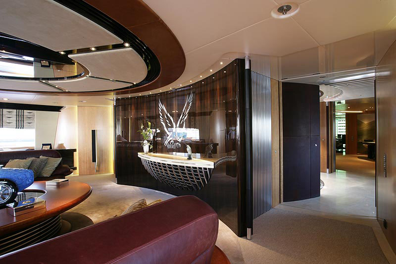 luxury sailing yacht maltese falcon idesignarch interior desi