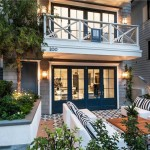 Manhattan Beach Walk-Street Cape Modern Home With Attractive Outdoor Patio