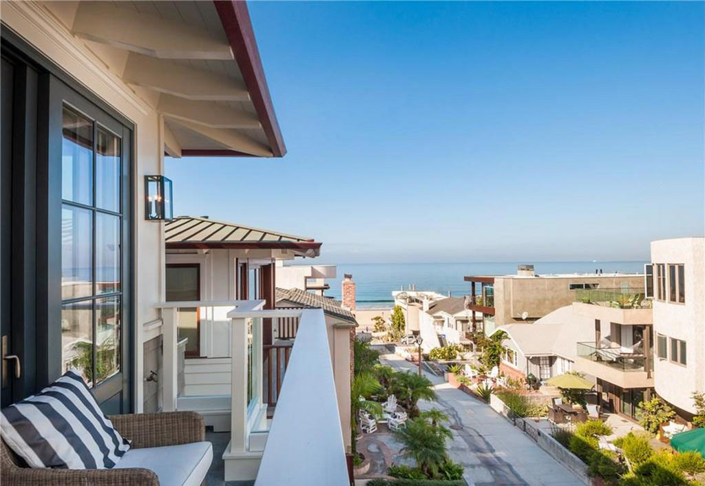 Manhattan Beach Home with Ocean View