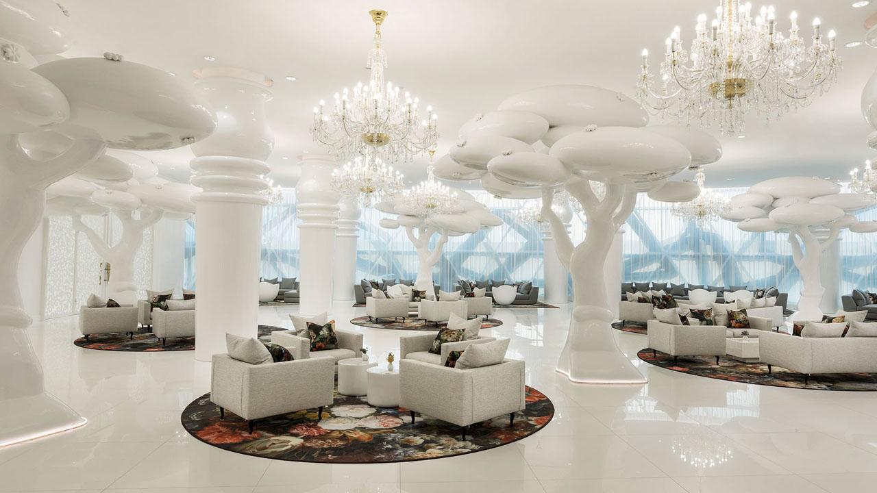 Marcel Wanders The Mondrian Doha Hotel Qatar 5