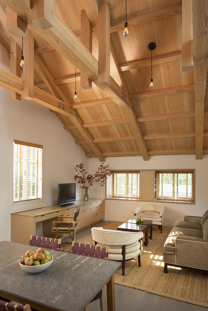 Marin County Barn Loft 4