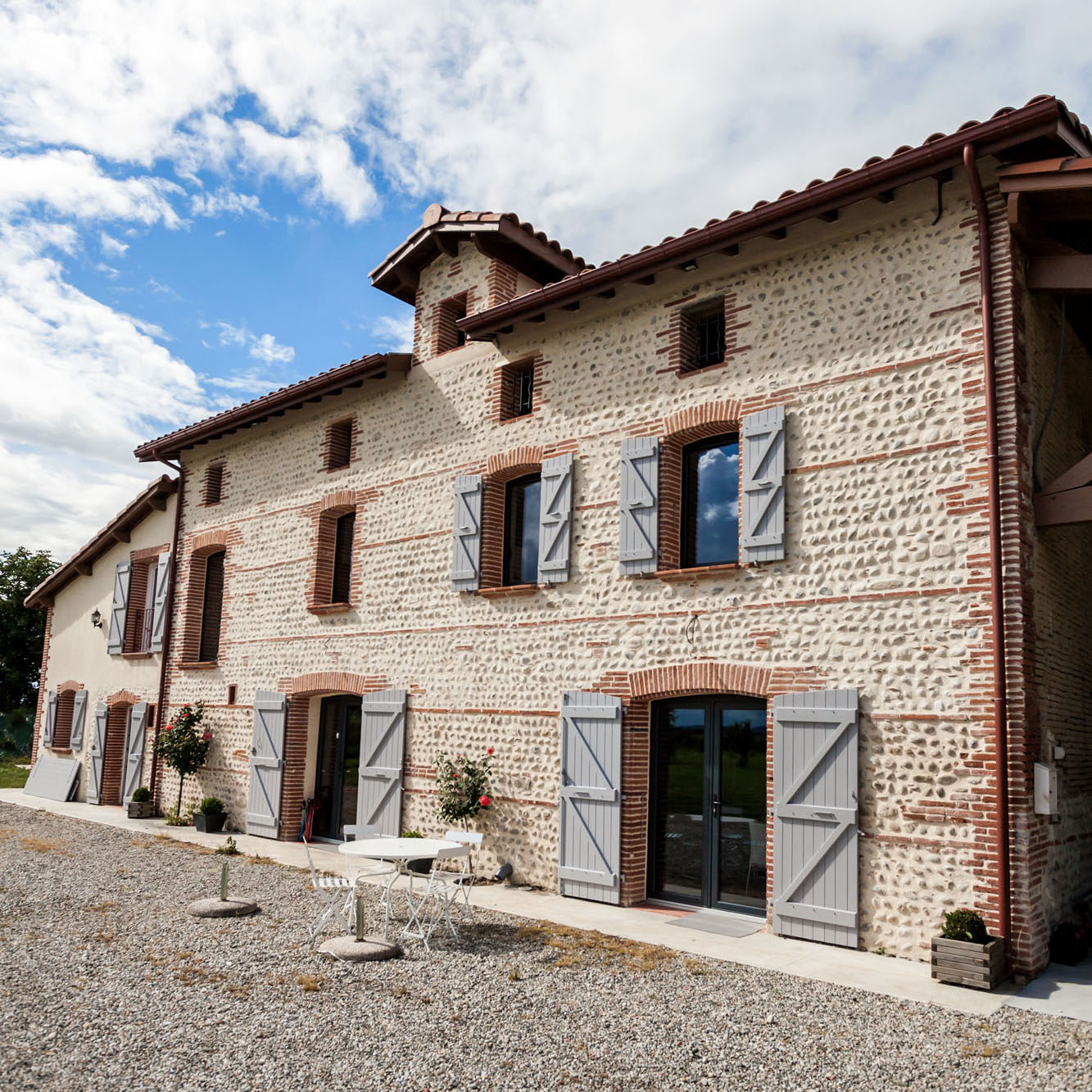 Renovated Farmhouse in France