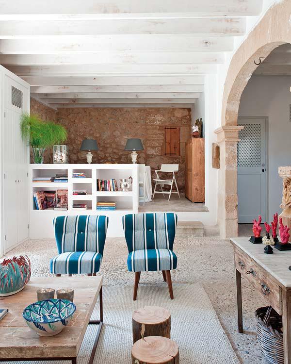 Mediterranean country villa idesignarch interior for Mediterranean country house