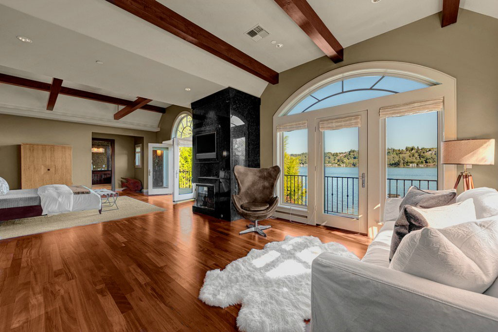Mercer Island Luxury Waterfront Estate Idesignarch