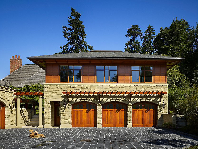 European Style Villa On Lake Washington iDesignArch Interior