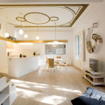 Stylish And Functional Modern Apartment In Barcelona