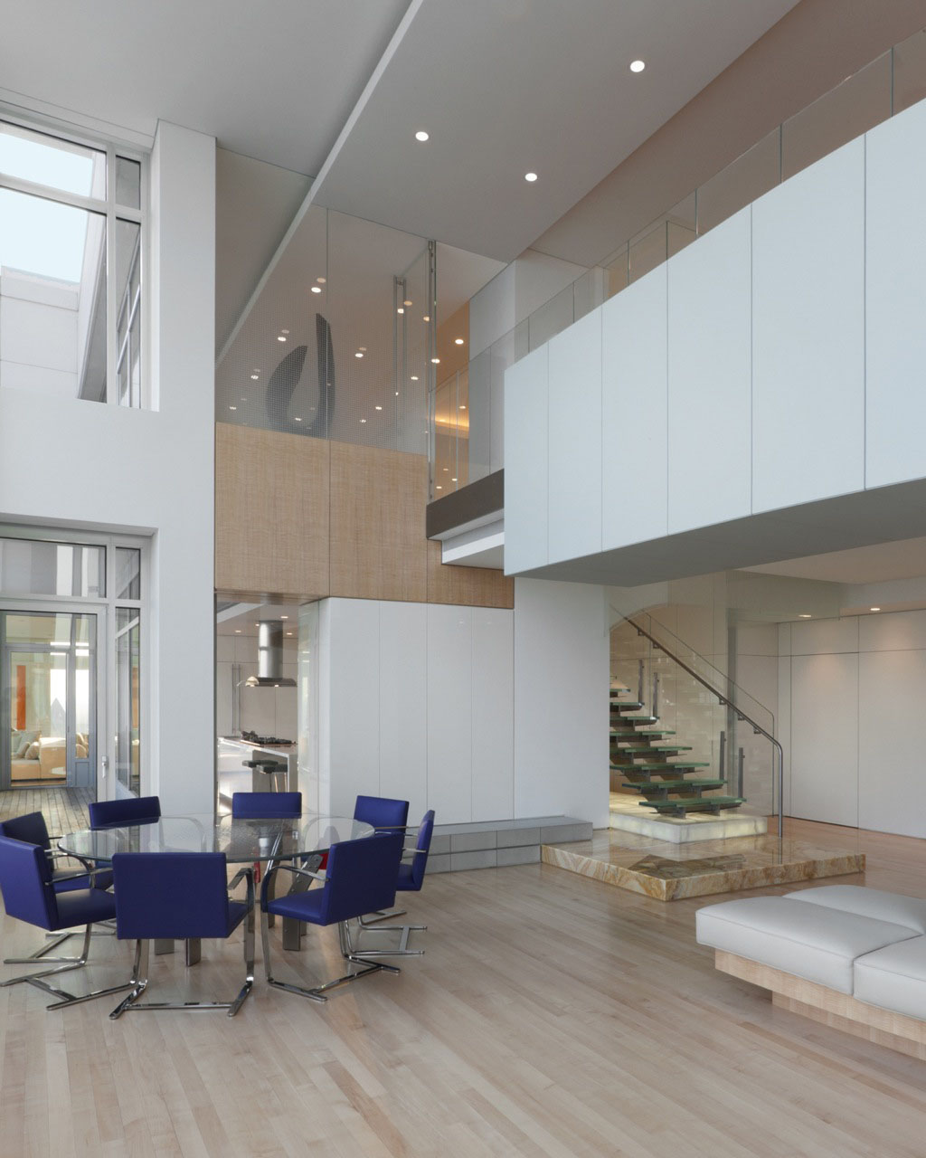 Cloud Ii Penthouse Apartment In Milwaukee Idesignarch
