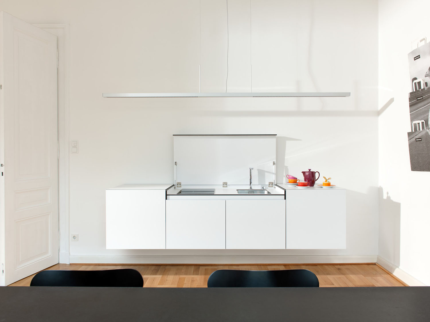 Timeless minimalist space saving kitchen module idesignarch interior design architecture - Ikea furniture for small spaces minimalist ...