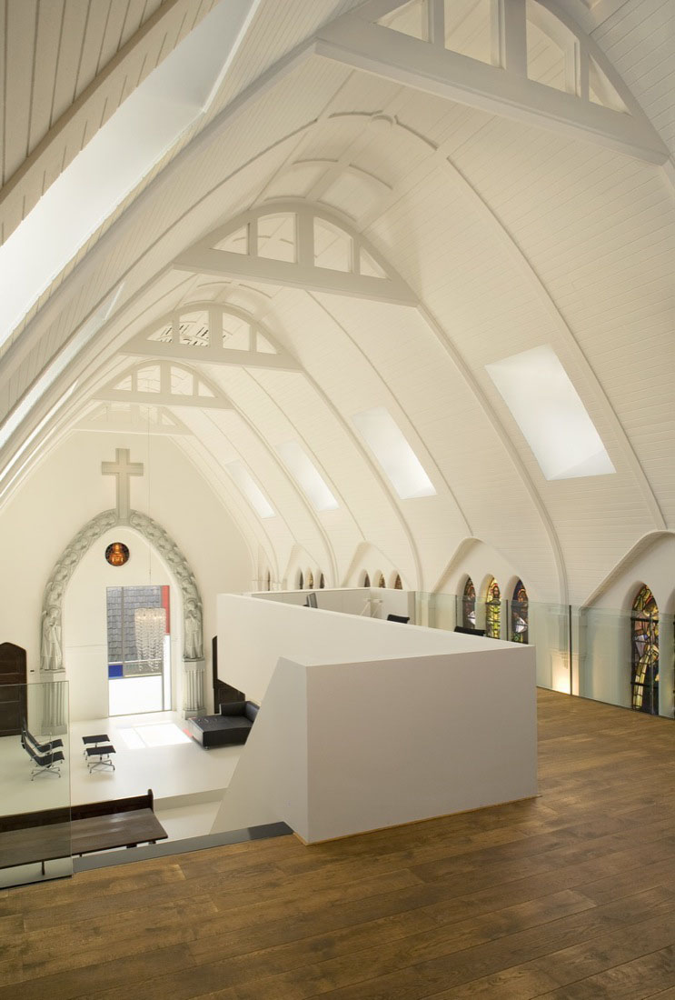 Modern Church Conversion