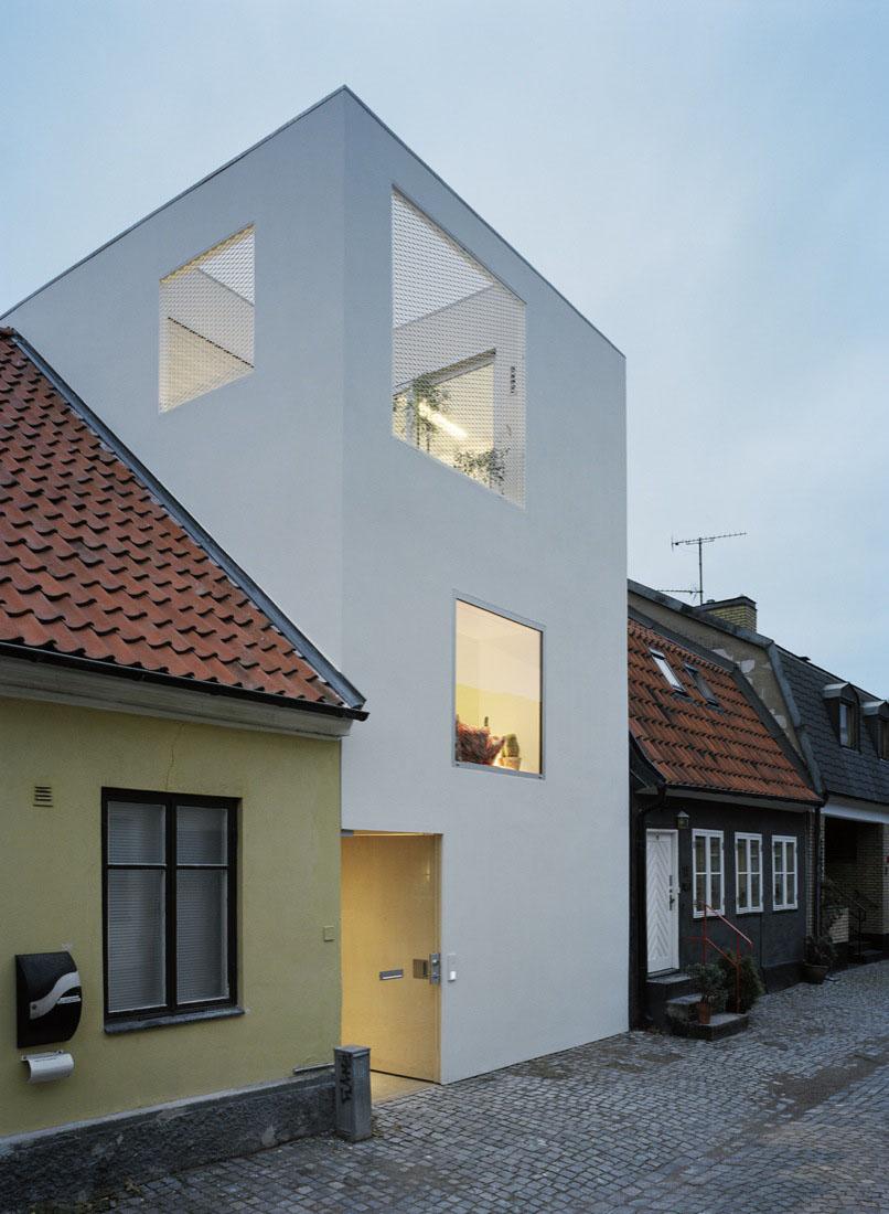 Attractive Architect: Elding Oscarson