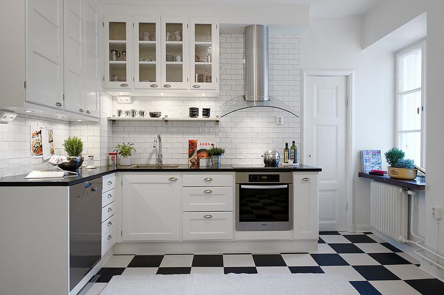 Modern Refurbished Apartment With Dream Kitchen IDesignArch Interior Desi
