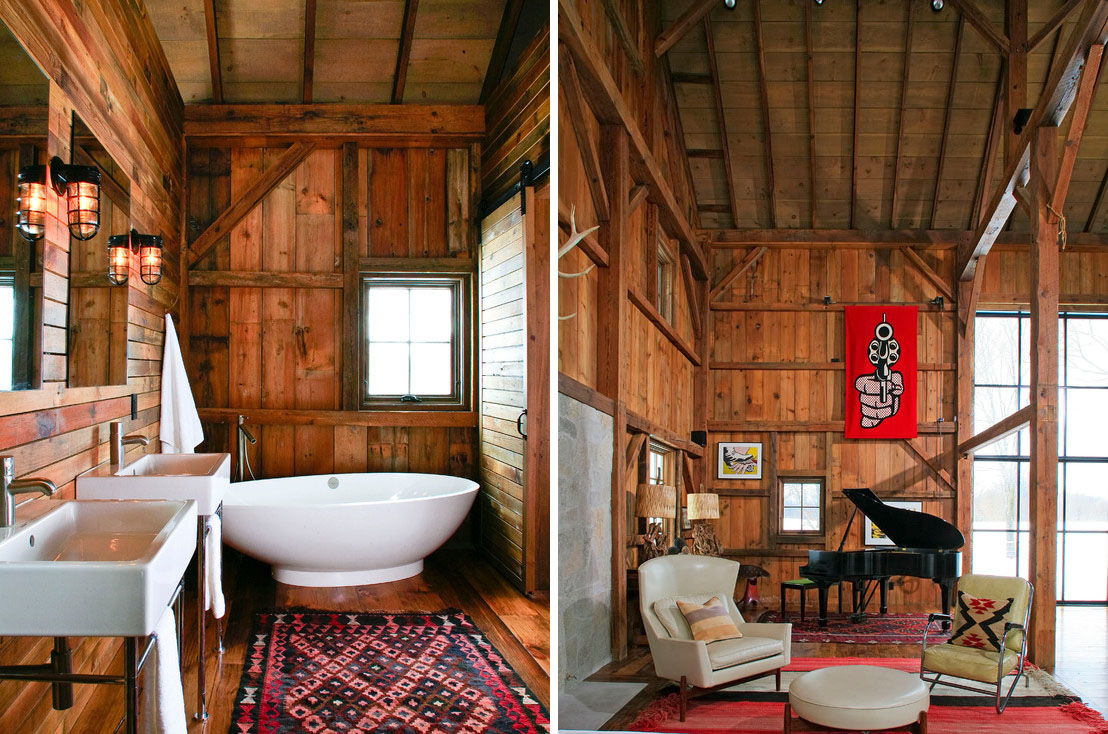 rustic - Rustic Interiors Photos