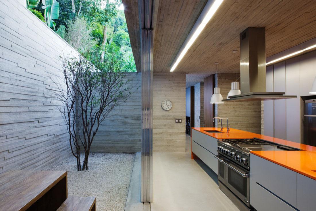 Modern Beach House On he Brazilian oast iDesignrch Interior ... - ^