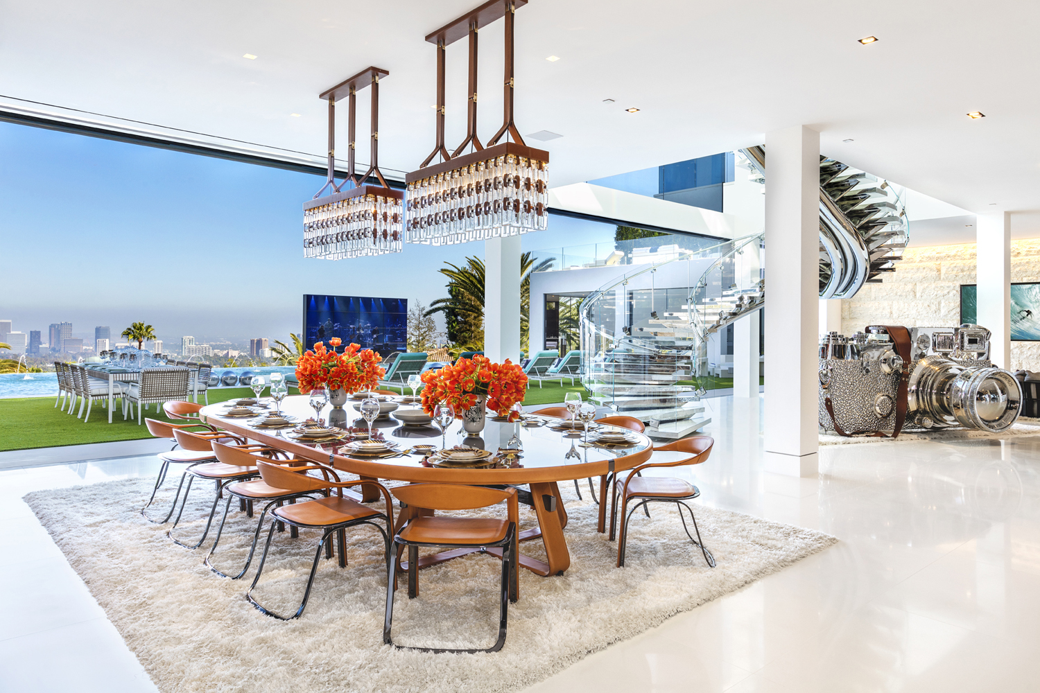 Inside The Most Expensive Luxury Mansion In The United States