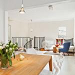 Charming Modern Duplex Apartment In Sweden