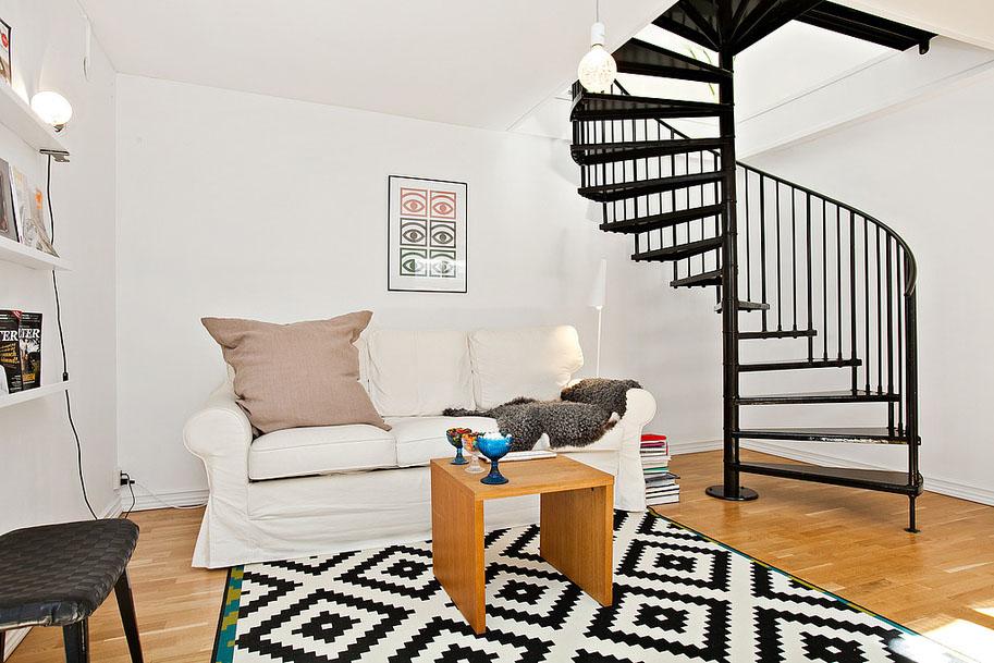 Modern Duplex Apartment