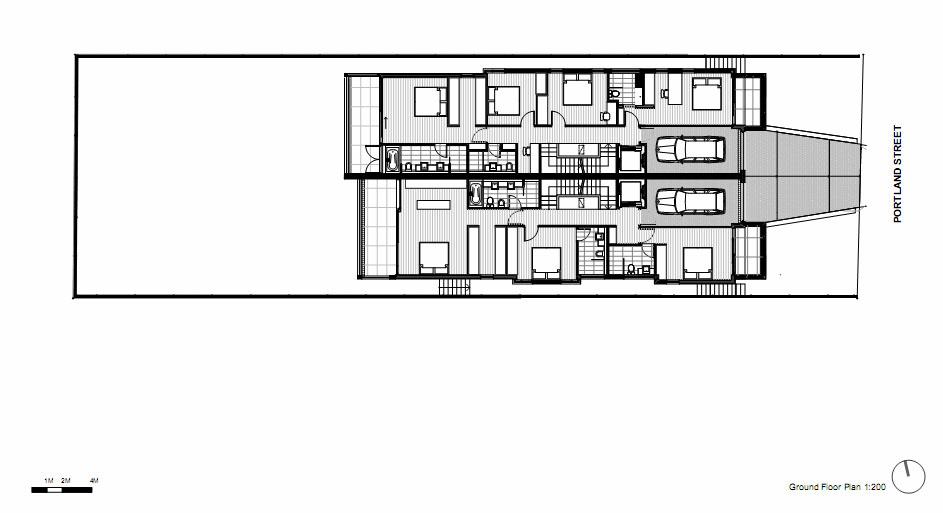 Modern Duplex With Views Of Sydney Harbour | iDesignArch | Interior ...