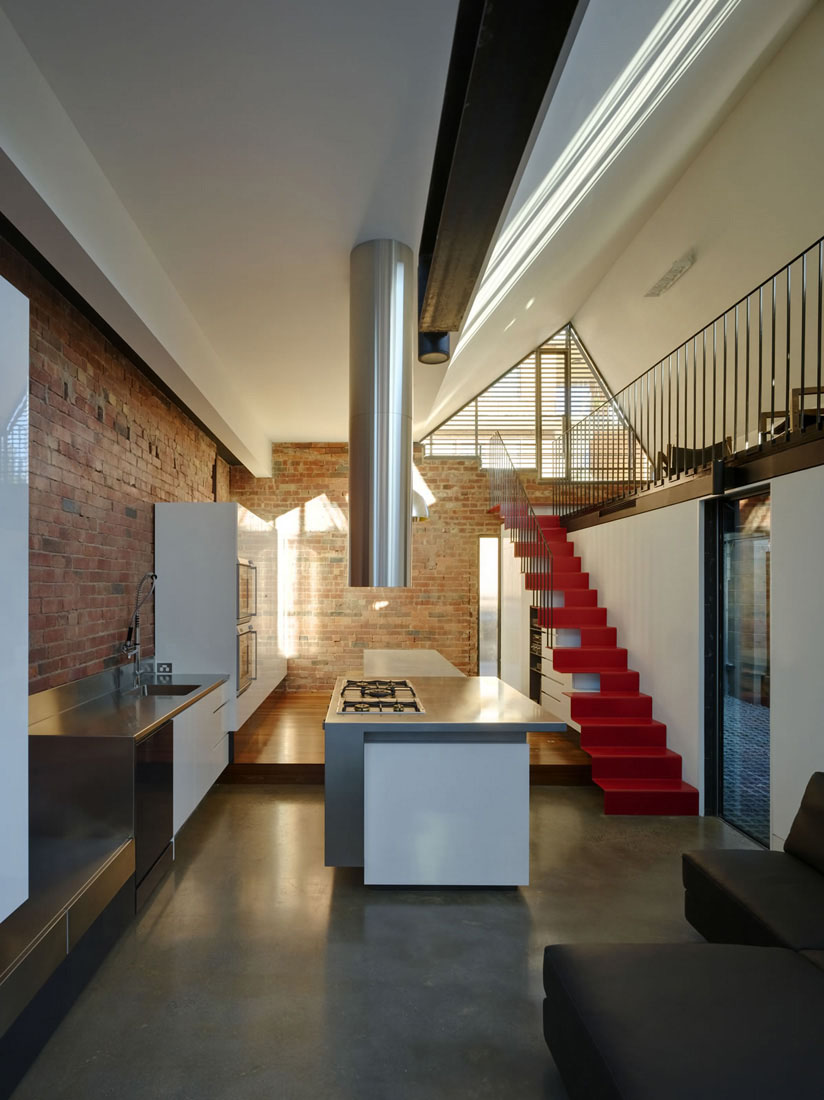 Extension To A Victorian Terrace In The Inner City Idesignarch Interior Design Architecture