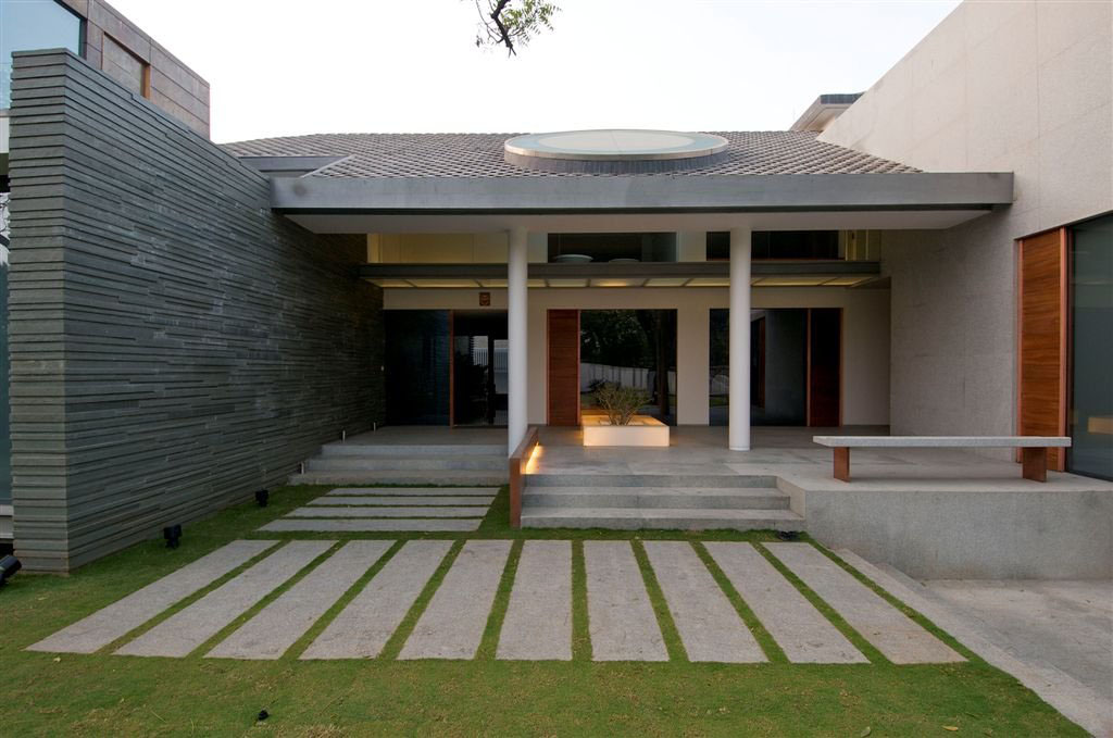 Contemporary Home Design In Hyderabad Idesignarch Interior Design Architecture Interior