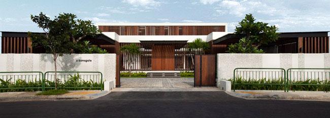 Modern Home Architecture modern home & architecture design in singapore | idesignarch