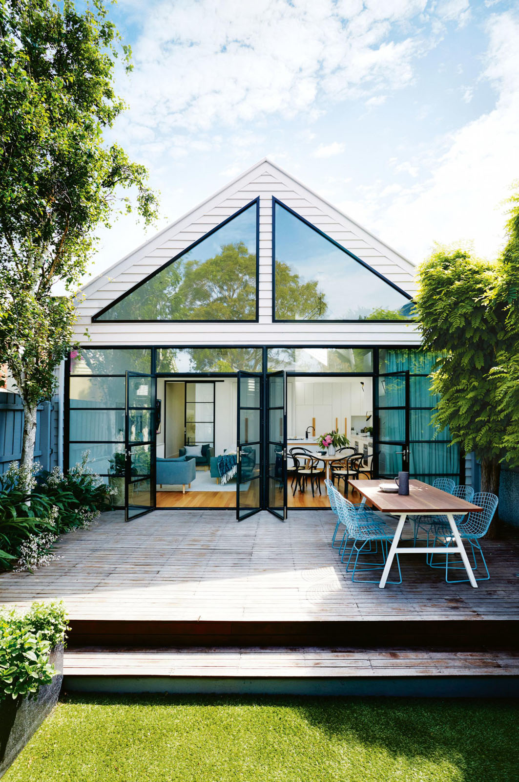 modern makeover of a victorian era terrace house in melbourne modern makeover of a victorian era terrace house in melbourne
