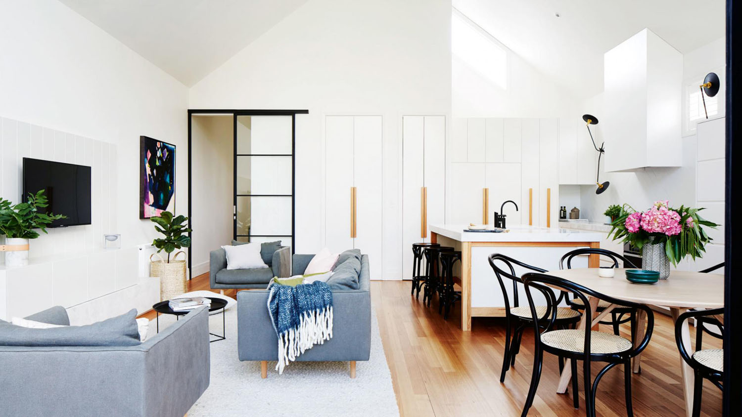 Modern Makeover Of A Victorian Era Terrace House In Melbourne Idesignarch Interior Design