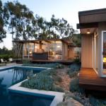 Modern House in La Mesa