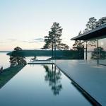 Modern Dream Lake House In Sweden