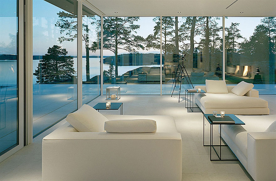 Modern dream lake house in sweden idesignarch interior Dream room design