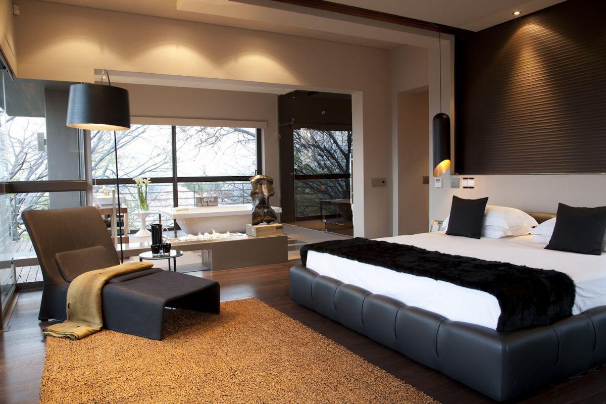 Modern Luxury House Interior modern luxury home in johannesburg | idesignarch | interior design