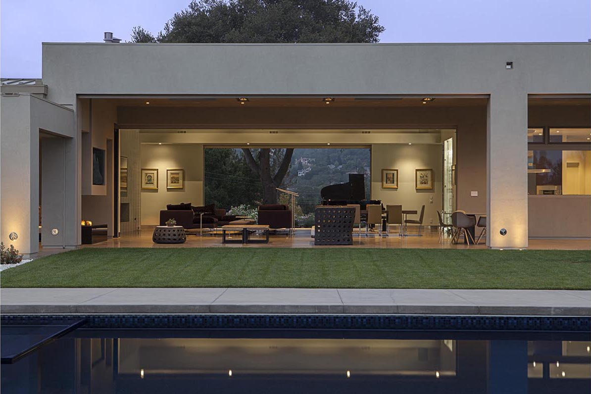 luxury homes design. Photography  Silicon Valley Modern Sustainable Estate with Magnificent