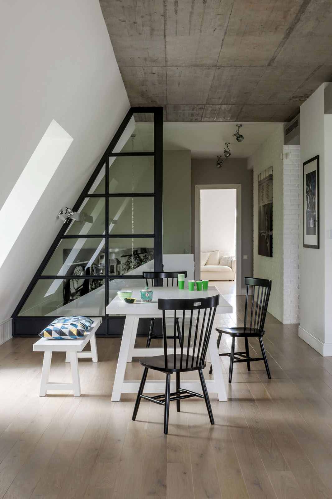 An Italian Inspired Modern Palazzo In Warsaw Idesignarch