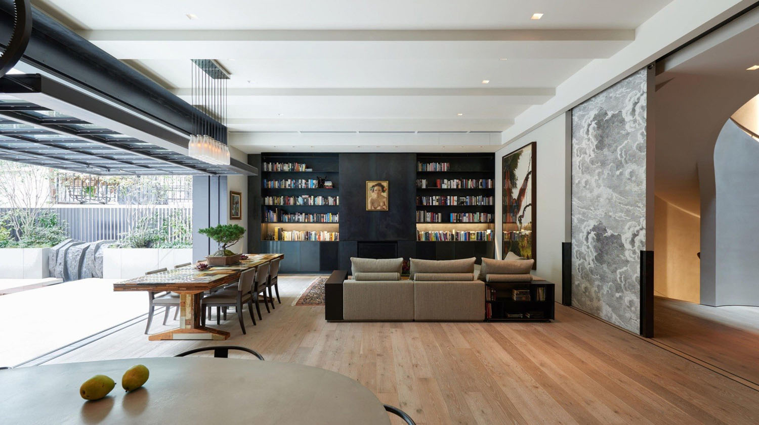 Modern Redesign Of A New York City Residence Brings The