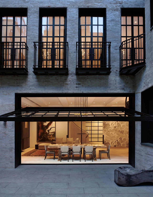 Modern New York City Residence