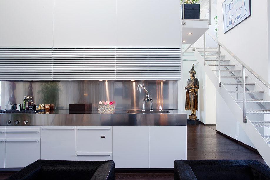 Modern Penthouse With SkylightsiDesignArchInterior Design