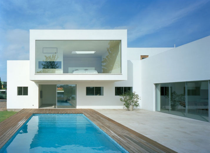 minimalist house design - Minimalistic House Design