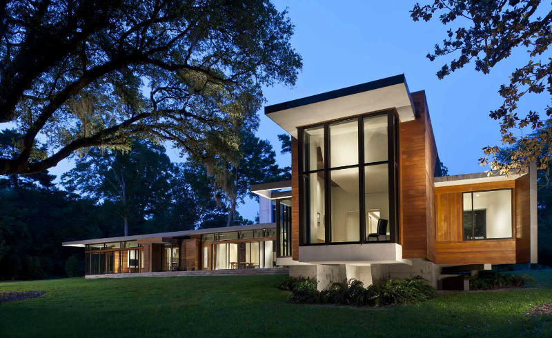 Modernist House Architecture