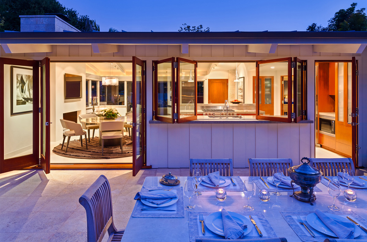 Renovated Mid Century Modern Ranch Style Bungalow In