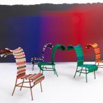 Artistic And Functional Shadowy Deckchair
