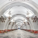Experience Moscow's History And Architecture Through Its Palatial Metro Stations