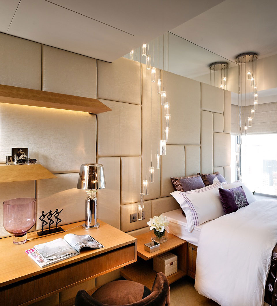 Luxury Apartment: Small Luxury Flat In Hong Kong