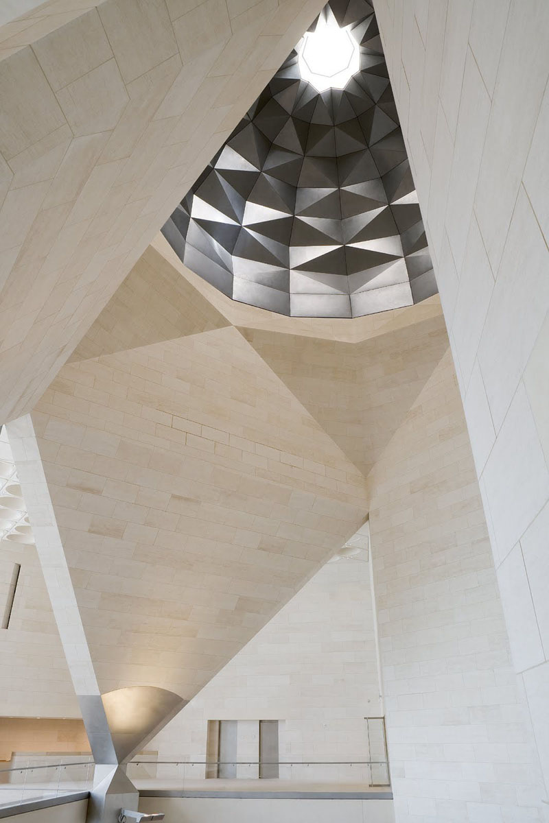 Minimalist Kitchen: Museum Of Islamic Art In Doha By I. M. Pei